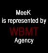 MeeK is represented worldwide by the WBMT Agency